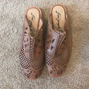 Free People Slip On Paramount Loafer size 41